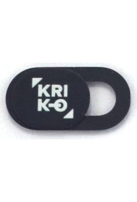 Kriko Webcam Cover Notebook Kamera Kapatıcı