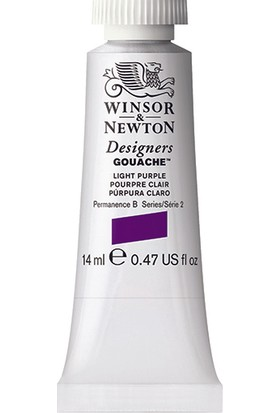 Winsor & Newton 360 Designers Guaj Boya 14 ml Light Purple S.2