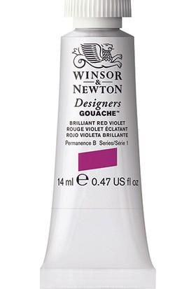 Winsor & Newton 050 Designers Guaj Boya 14 ml Brill. Red Violet S.1
