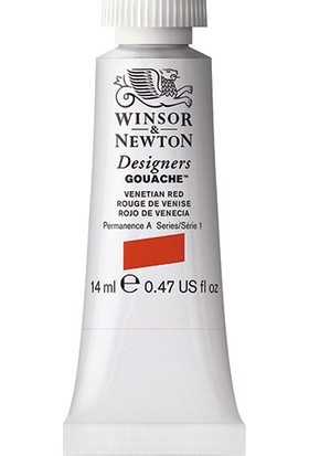 Winsor & Newton 678 Designers Guaj Boya 14 ml Venetian Red S.1
