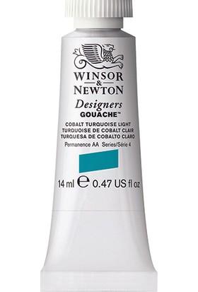 Winsor & Newton 191 Designers Guaj Boya 14 ml Cobalt TURQ LT S.4