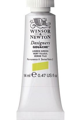 Winsor & Newton 369 Designers Guaj Boya 14 ml Linden Green S.2