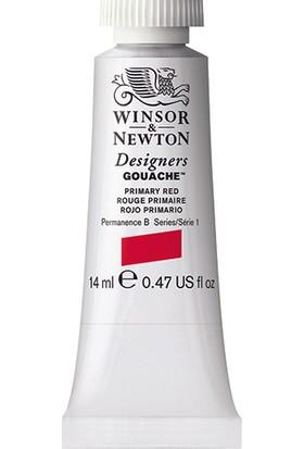 Winsor & Newton 524 Designers Guaj Boya 14 ml Primary Red S.1