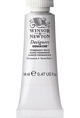 Winsor & Newton 512 Designers Guaj Boya 14 ml Permanent White S.1