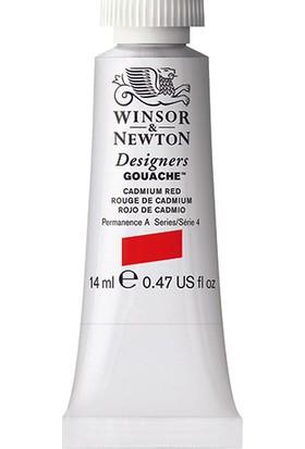Winsor & Newton 094 Designers Guaj Boya 14 ml Cadmium Red S.4