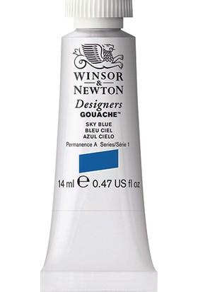 Winsor & Newton 621 Designers Guaj Boya 14 ml Sky Blue S.1