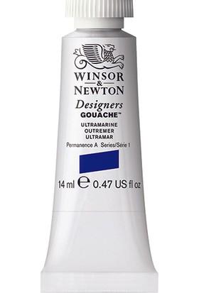 Winsor & Newton 660 Designers Guaj Boya 14 ml Ultramarine S.1
