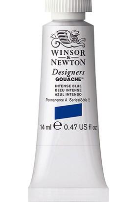 Winsor & Newton 327 Designers Guaj Boya 14 ml Intense Blue S.2