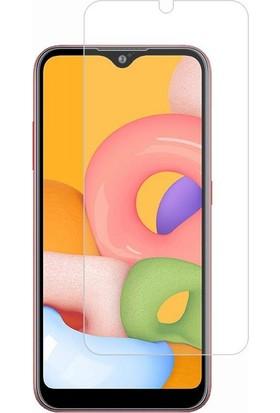 Engo Samsung Galaxy A01 Ekran Koruyucu 9h