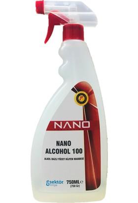 Nano Alkol Bazlı Yüzey Hijyen Maddesi 750 ml