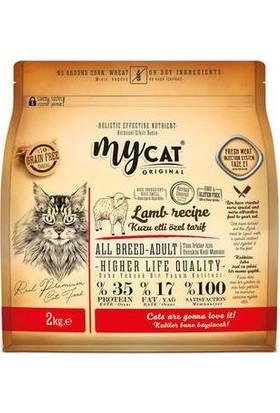 My Cat Tahılsız Kuzu Etli Kedi Maması 2 kg