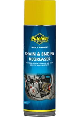 Putoline Zincir ve Motor Yağ Gres Temizleyici 500 ml -Chaın Engıne Degreaser
