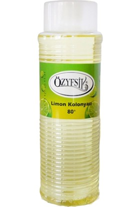 Özyeşil Limon Kolonyası 80 Derece 200 ml