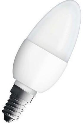 Osram Value 6 W LED Mum Ampul E14 Günışığı