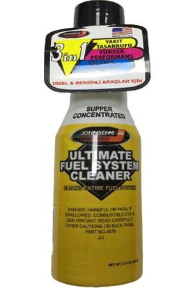 Johnsens Ultimate Fuel System Cleaner Dizel ve Benzin Yakıt Katkısı