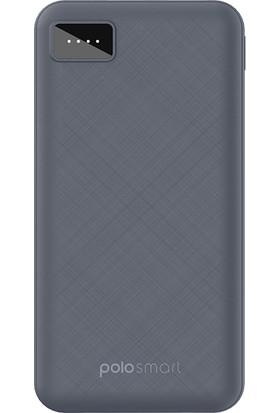 Polosmart PSM34 20000 mAh Süper Hızlı Şarj Özellikli Powerbank