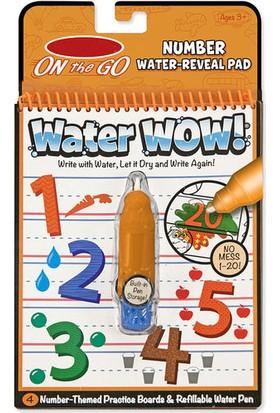 Magic Water Water Painting - Sihirli Boyama Kitabı