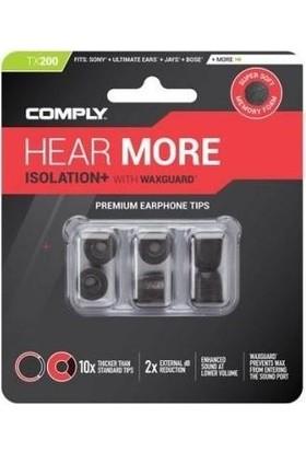Comply Foam Tx-200 İzolasyon Artırıcı Kulak Süngeri