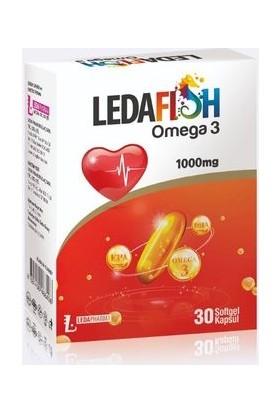 Ledapharma Omega 3 30 Softgel