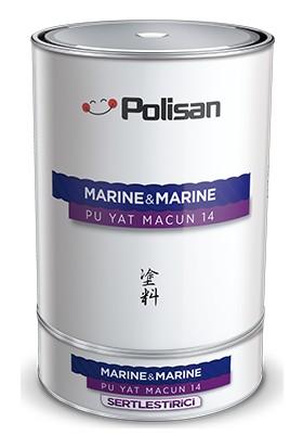 Polisan Marine Pu 114/A Tekne Macunu Takım 20 kg