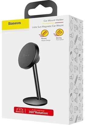 Baseus Little Sun Magnetic Car Mount Araç Içi Telefon Tutucu