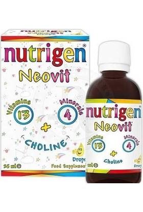 Nutrigen Vitamin Paketi, Nutrigen Balık Yağı + Nutrigen Neovit