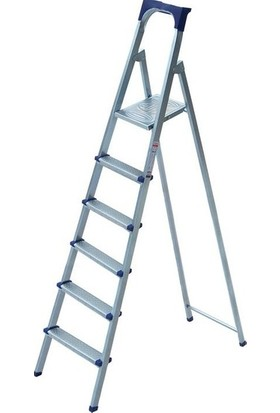 Elips Basamaklı Merdiven 5 + 1