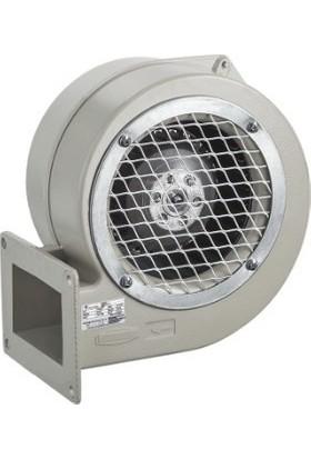 Fanex Kags 125-60 Dıştan Rotorlu Alüminyum Gövdeli Salyangoz Fan