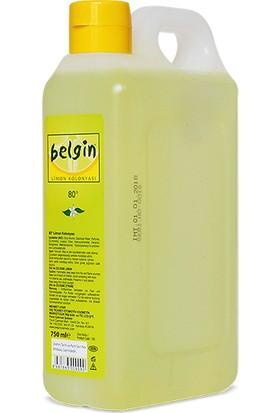 Belgin Limon Kolonyası 80° 750 Ml.