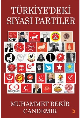 Türkiye'deki Siyasi Partiler - Muhammet Bekir Candemir