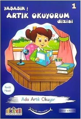 1. Sınıf Yaşasın Artık Okuyorum Dizisi - 8 Kitap