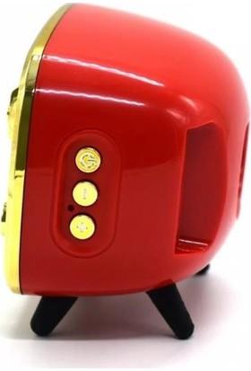 Concord C-8203 Retro Style Bluetooth Hoparlör
