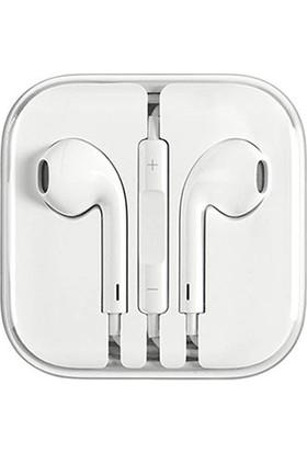S-link SL-KU170 Kulak İçi Beyaz Mikrofonlu Kulaklık