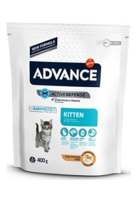 Advance Cat Kitten Chicken & Rice 400 gr