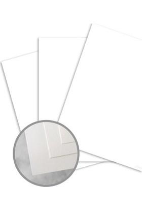 Muhtelif Bristol Karton 300 gr 50 x 70 cm Beyaz 10'lu