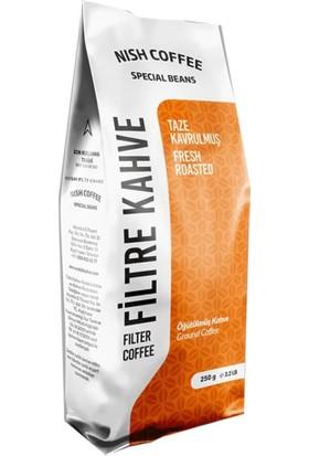 Filtre Kahve Nish Decaf Kafeinsiz 250 gr x 2 Adet