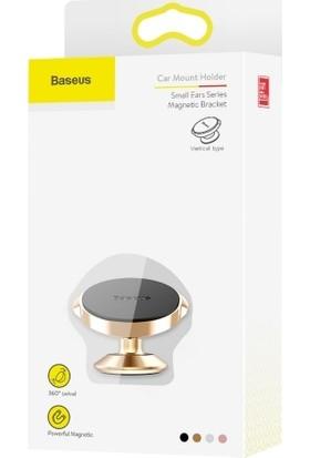 Baseus Small Ears Gold Evrensel Araç Tutucu