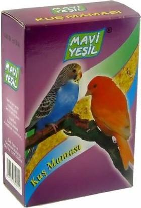 Mavi Yeşil Kanarya ve Muhabbet Kuşu Maması 100 gr