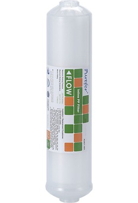 """Global Water Solutions 12"""" Inline Sediment Filtre"""