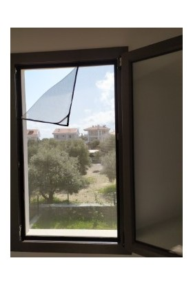 Erikmann Yıkanabilir Aç Kapa Sineklik 50 - 80 x 120 - 150 cm