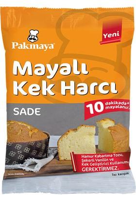 Pakmaya Mayalı Kek Harcı Sade 140 gr