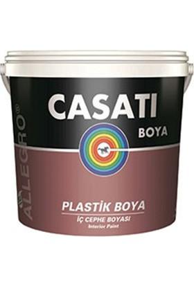 Casati Allegro Plastik Su Bazlı İç Cephe Boyası Beyaz 3,5 kg
