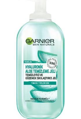 Garnier Hyaluronik Aloe Temizleme Jeli 200 ml