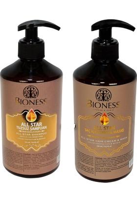Bioness All Star Tuzsuz Şampuan - Saç Kremi