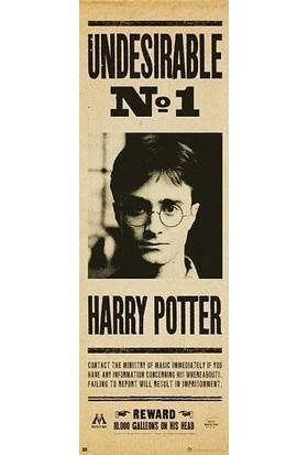 Grupoerik Harry Potter Undesırable No 1 Door Poster