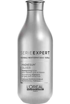 Loreal Serie Expert Magnesium Silver Mor Şampuan 300 ml