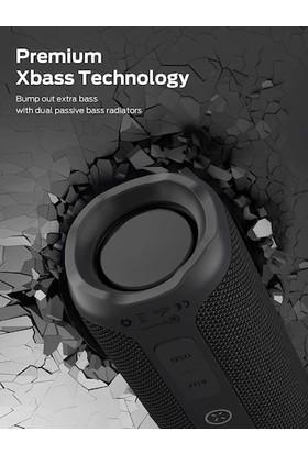 Tribit Audio Stormbox Siyah Ipx7 Taşınabilir Bluetooth Hoparlör