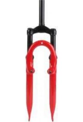 Hsgl Bisiklet 26 Jant Amörtüsörlü Ön Maşa Kırmızı