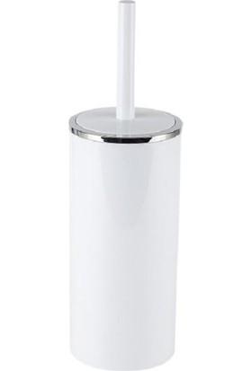 Primanova Lenox Beyaz Tuvalet Fırçası