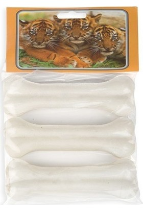 Lion Beyaz Pres Kemik 5 50 - 60 gr 3'lü